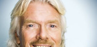 Richard Branson personal branding