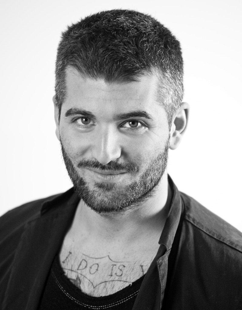 Gio Russo by Milo Sciaky