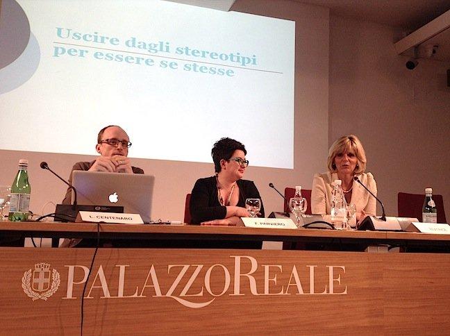 Personal Brand Fondazione Bellisario con Donatella Treu