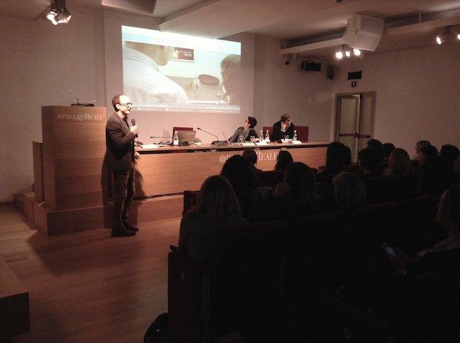 Luigi Centenaro per Fondazione Bellisario