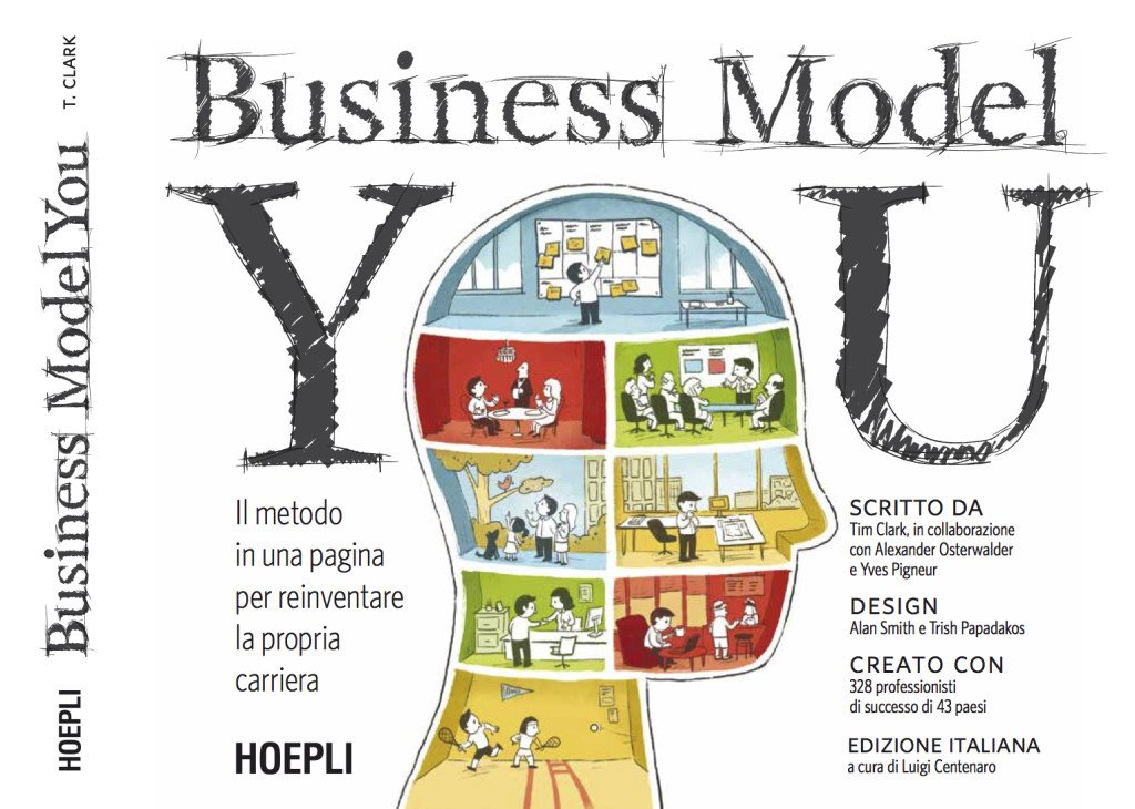 Business Model You di Tim Clark, Hoepli