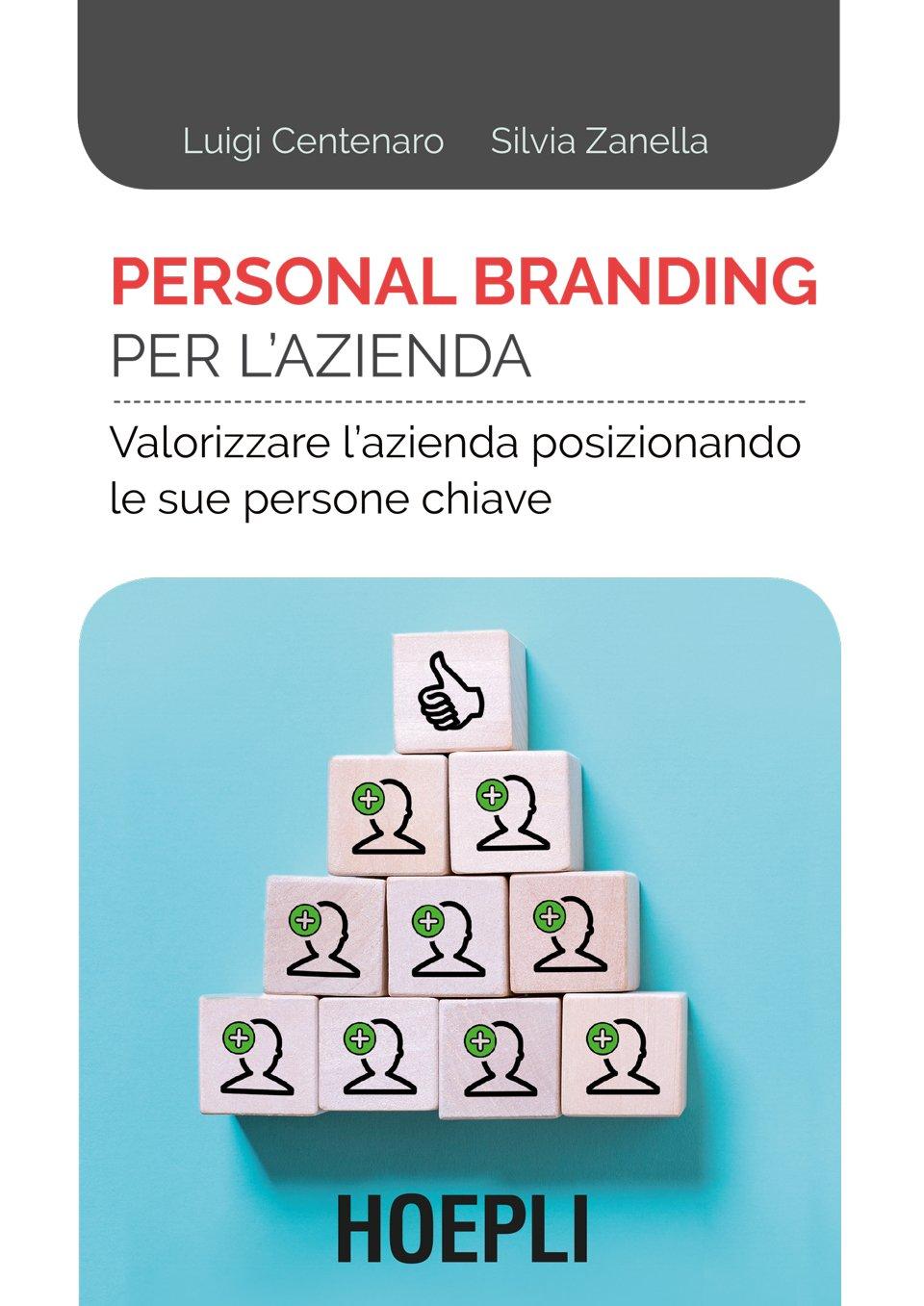 Libro sul personal branding per l'azienda