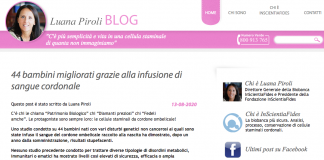 Un blog personale per fare education e costruire autorevolezza: Luana Piroli e Inscientiafides